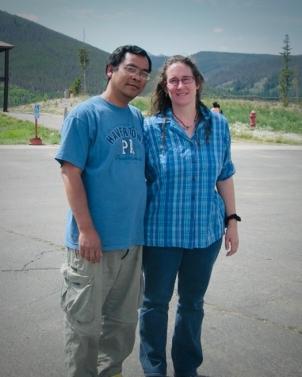 Heap and Jennifer