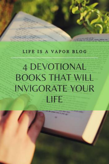 4 devotionals pinterest